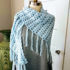 Hand Crafted Crochet Scarf